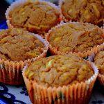 Bezglutenowe muffiny zjabłkami