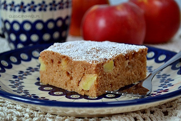 Szybkie Ciasto I Muffiny Z Jablkami Bez Miksera Slodki Pomysl