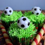 Babeczki dla fanów piłki nożnej!