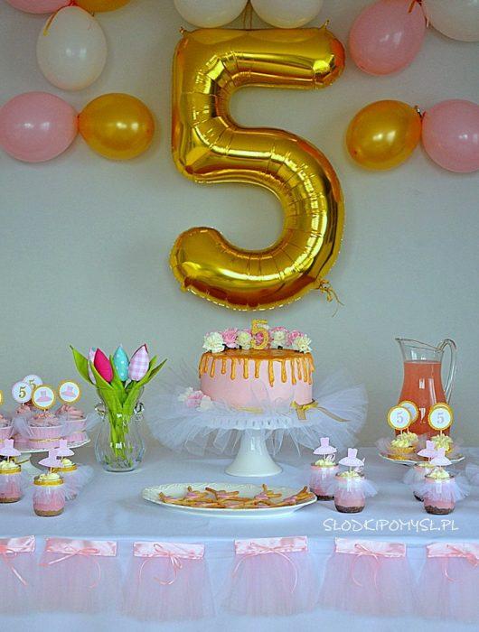 urodziny baletnicy, urodziny dla baletnicy, przyjęcie urodzinowe dla dziewczynki, przyjęcie dla baletnicy,