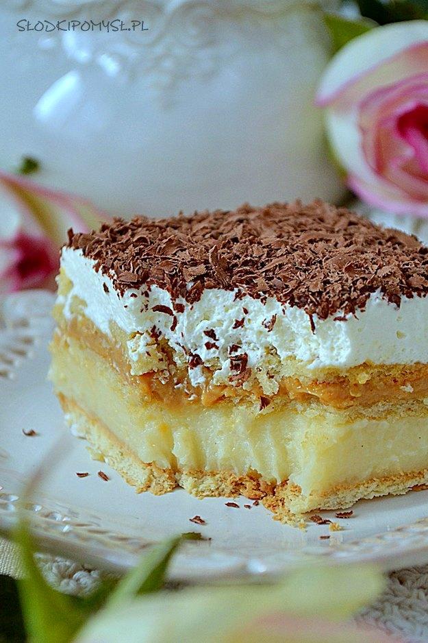 masa budyniowa, masa budyniowa z masłem, krem budyniowy do ciasta, domowy budyń z masłem,