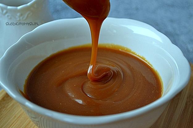 solony karmel, słony karmel, sos karmelowy z solą, karmel z solą,