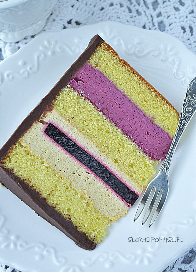 molly cake, ciasto waniliowe do tortu, biszkopt waniliowy do naked cake, ciasto molly cake,